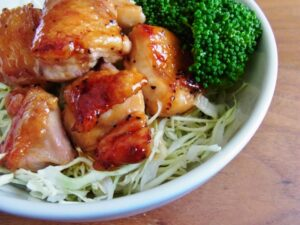 母の日 料理 簡単 レシピ,母の日 料理 照り焼きチキン