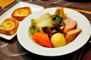 母の日 料理 簡単 レシピ,母の日 料理 ポトフ