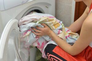 部屋干し 洗濯 臭い 対策 コツ