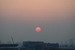 PM2.5 原因 大気汚染