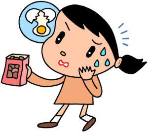 食物アレルギー 症状 時間,食物アレルギー 症状,食物アレルギー
