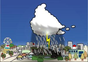 雷 避難 方法,雷 避難 方法 安全 場所
