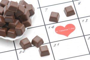 バレンタイン 会社 義理チョコ