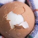 ゆで卵 簡単にむく