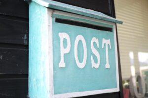 郵便,速達,日数,土日