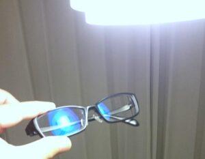 ブルーライトカット,メガネ,効果