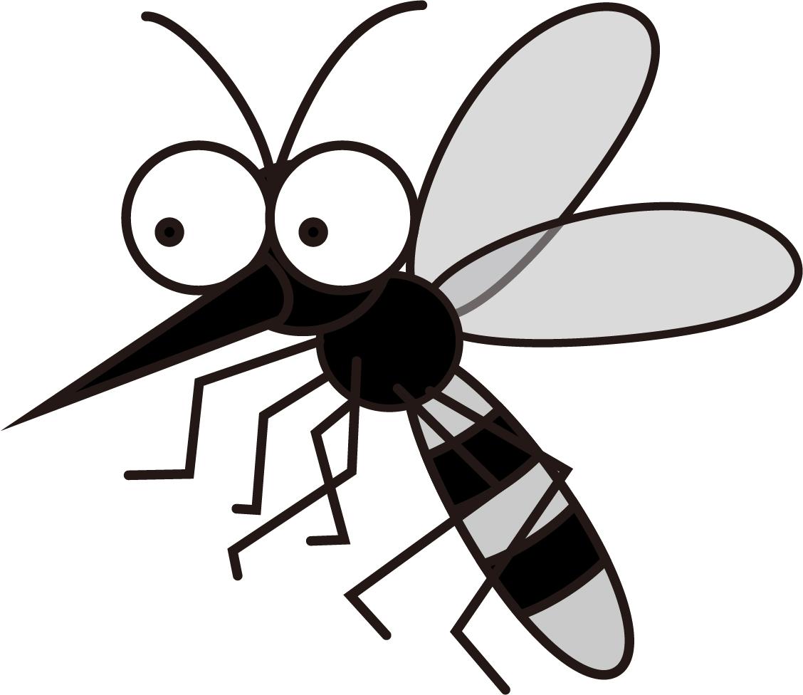 жители картинки мультяшных комариков меньше вешу, больше