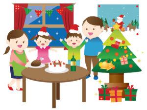 クリスマス,由来,子供向け